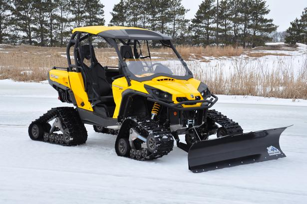 Best Snow Plow For Arctic Cat Atv