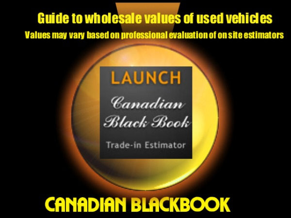 Black Book Values >> Canadian Black Book Web Tool For Your Car Value Get All