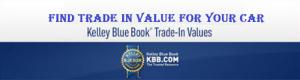 Kelley Blue Book Trade in Value
